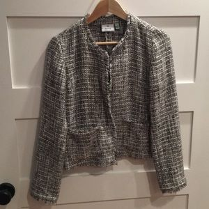 Nordstrom tweed blazer size small
